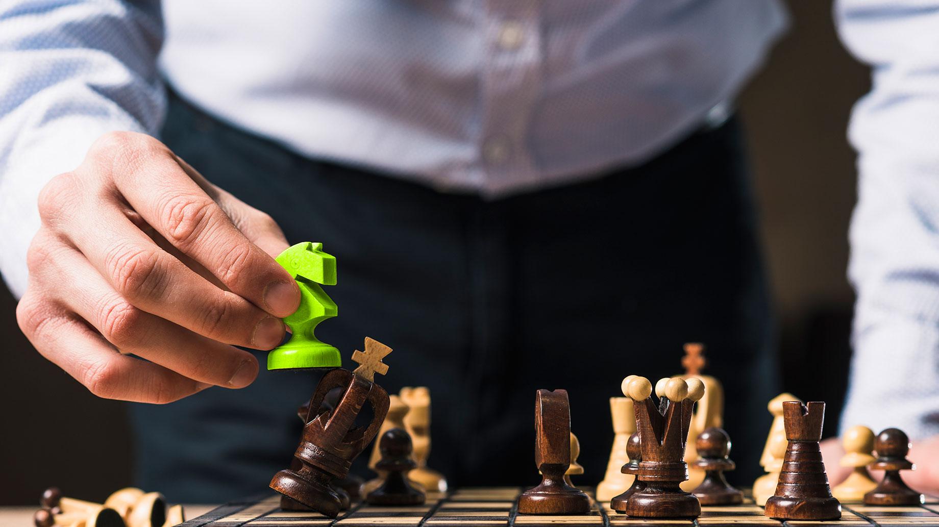 Credex SCE ajedrez